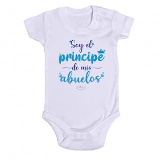 """Body """"Soy el príncipe de mis abuelos"""""""