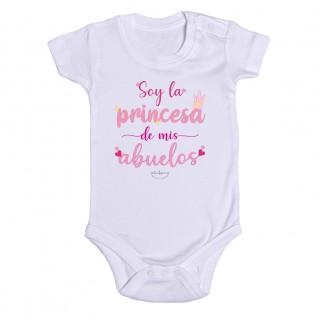 """Body """"Soy la princesa de mis abuelos"""""""
