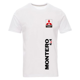 "Camiseta ""Mitsubishi Montero 4x4"""