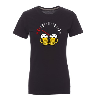 "Camiseta mujer ""Empty"""
