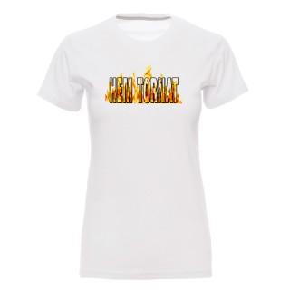 """Camiseta mujer """"Hem tornat FOC"""""""