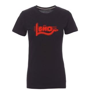 "Camiseta mujer ""Leño"" Logo grande"