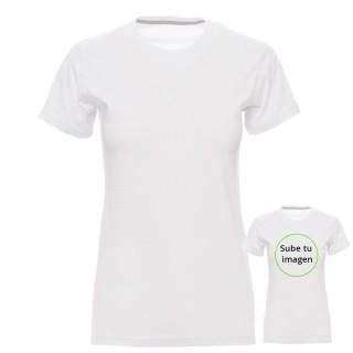 Camiseta mujer personalizable