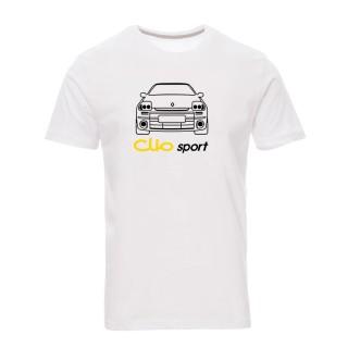 """Camiseta """"Renault clio Sport"""""""