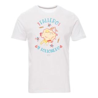 """Camiseta unisex """"Fallero y follonero"""""""