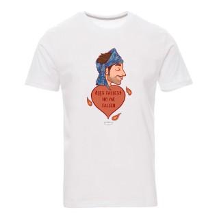 """Camiseta unisex """"Les falles no me fallen"""" Fallero"""