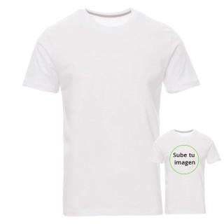 Camiseta unisex personalizable